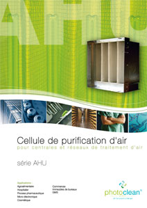 Modules de purification d'air